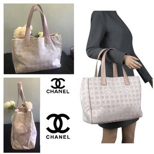 🛍Authentic CHANEL Pink Tote